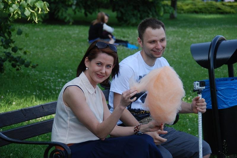 ヴロツワフのカップル